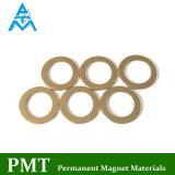 N33 D24.5*D16*1.5 Neodym-Magnet mit NdFeB magnetischem Material