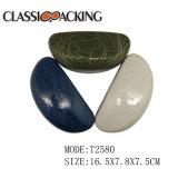 2017 caisse classique neuve et chaude de bloc supérieur de Hardcase en métal en verre de lunettes de soleil d'unité centrale de lunetterie de modèle de mode comme promotion d'usine