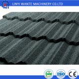 Niedriger Preis-Qualitäts-Stein überzogene Nosen Dach-Fliese