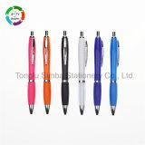 Chaud-Vente de la fourniture de bureau en plastique de stylo à bille pour le cadeau de Promational