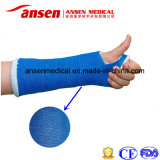 L'Eau Activée orthopédique des fractures de bandes de moulage en fibre de verre