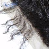 一等級のバージンの人間の毛髪の中国の深い波13X6のFrontal