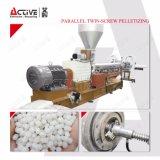 PP/PE/PS/PC het recycling van de Plastic Pelletiseermachine van de Samenstelling