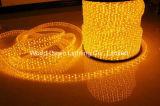 110V, 220V 4 Fio Corda de LED de ecrã plano Luz, Luz de faixa