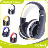 Nouveau design Support pour casque stéréo Bluetooth carte mémoire FM