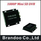 手段バス車のトラックのための1080P記録とのSD移動式DVR