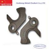 La inversión de mecanizado CNC de piezas de ferrocarril de Casting Castings