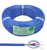 Ygzpf 4*0,5 gaine de silicone isolation Téflon câble blindé multicoeurs