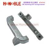 Deel van het aluminium, CNC Deel, het Deel van de Machine voor Handvat