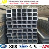 Le grand dos soudé/cavité rectangulaire sectionne la pipe carrée directement soudée en acier de pipe