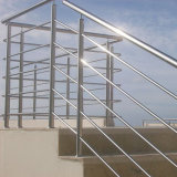 ステアケースのためのステンレス鋼の棒の屋内柵