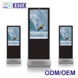 Écran LCD d'écran tactile de la publicité industrielle
