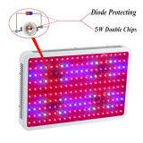 LED wachsen doppelte Pflanze des Beleuchtung-Fabrik-Direktverkauf-volle Spektrum-200PCS LED des Chip-1000W wachsen Licht
