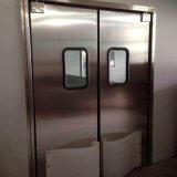 Stoßfeste Schwingen-Tür-Edelstahl-Tür