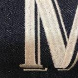 새로운 디자인 합동 색깔 자수 로고 여자 핸드백