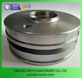 Tourner la partie métallique d'usinage CNC pièces de rechange de l'arbre de pièces de précision