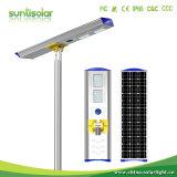Le tout dans un éclairage extérieur solaire 60W de la rue solaire lumière LED lumineux à LED
