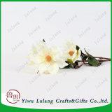 De kunstbloemen van de Decoratie van het Huwelijk van de lijst 6 Bloemen van de Zijde van de Magnolia van Hoofden