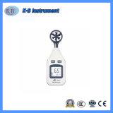 Anemómetro multiuso, velocidade do ar, medidor de velocidade do vento, termómetro, Anemograph, Pressão Arometric, Altitude, Iluminação ser8910