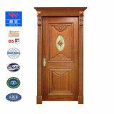 工場直売の贅沢なデザイン外部の純木のドアSwVA009