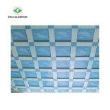 Échantillon gratuit décoratifs en aluminium Panneau au plafond pour les matériaux de construction
