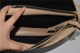 새로운 정면 지퍼 훈장 (ZXK2016)를 가진 디자이너에 의하여 주문을 받아서 만들어지는 숙녀 핸드백