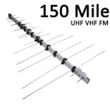 32e無線高利得低価格屋外VHF UHFの八木TVのアンテナ