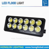 Venta caliente de Iluminación Exterior LED de alta potencia 600W Reflector