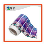 印刷ロールカスタムCmykの防水シールのステッカー