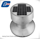 Liga de alumínio Ventialtion Solar ventilador com 9 Watt Painel Solar