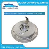 Protección IP68 36W LED blanco bajo el agua de la luz de la fuente
