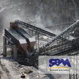 Polvere calda della pietra della roccia di vendita MB5X268 che fa macchina