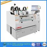 China 3 CNC van Hoofden Scherpe Machine voor het Glas van de Telefoon, het Scherm van de Telefoon, Metaal, de Wacht van het Scherm en de Aangemaakte Beschermer van het Glas