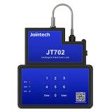 Lucchetto elettronico con il GPS che segue per l'inseguimento del carico del contenitore e la serratura di portello