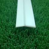 木の戸枠PVCシールのプラスチックプロフィール