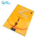 無線綴じ学生の教育本の印刷
