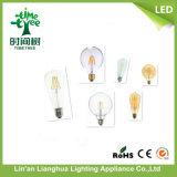 2W LED 4W Bombilla LED Lámpara de filamento