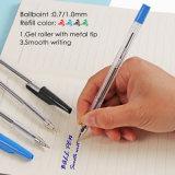 0.7mm Foskaの4カラーの安い球ペン