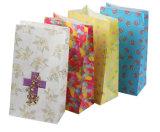 Площади нижней части крафт-бумаги подарочный пакет