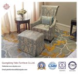 Bestellten Hotel-Möbel mit Wohnzimmer-Stuhl mit Osmanen voraus (YB-S-845)