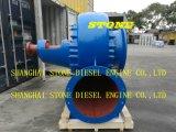 A polia de bomba de fluxo Misto 300hw-5 12HBC-45 890m3/H 3,9 metros