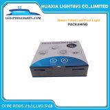Indicatore luminoso del raggruppamento riempito resina impermeabile bianca calda di nuoto subacqueo LED