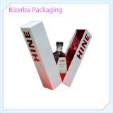 La promotion du vin de luxe emballages en papier rigide Box