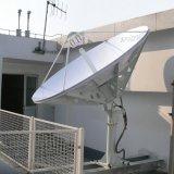Offset de banda Ku 1,2 m Piscina grande antena parabólica de satélites GPS