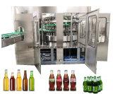 Remplir la bouteille de soda de boissons gazeuses de l'eau de boisson gazeuse de remplissage de liquide