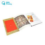 カスタマイズされたサイズプリントは本を結合し、