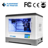 Verkocht 3D printer van Flashforge, Escapist, 20, 000 PCs in 2017.