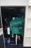 100kVA a Cummins equipado com proteção acústica gerador a diesel com marcação CE/ISO