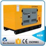 1500tr/min Quanchai de type silencieux générateur de 230V 30kw
