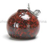 OEM装飾的なマットの磁器の陶磁器の花つぼ